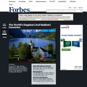Forbes Website Nightmare