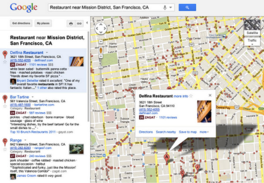 Google Places Merging with G+