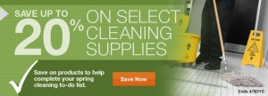 An industrial e-commerce banner ad from grainger.com promoting a sale on the site.