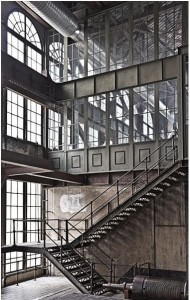 Concrete and Steel Factory