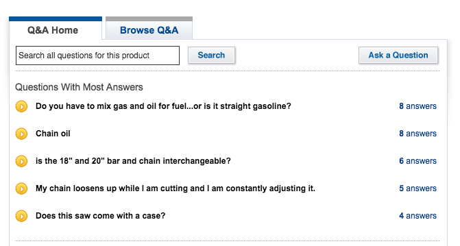 Lowes_Customer_Q&A