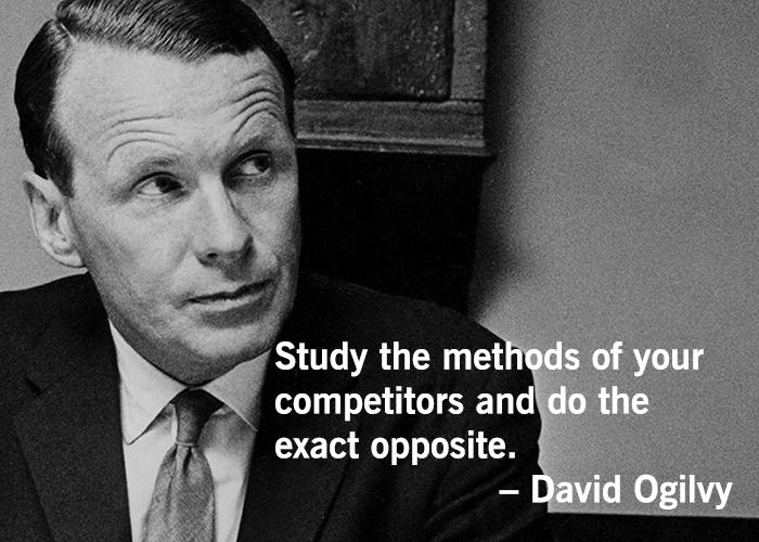 David Ogilvy on Branding