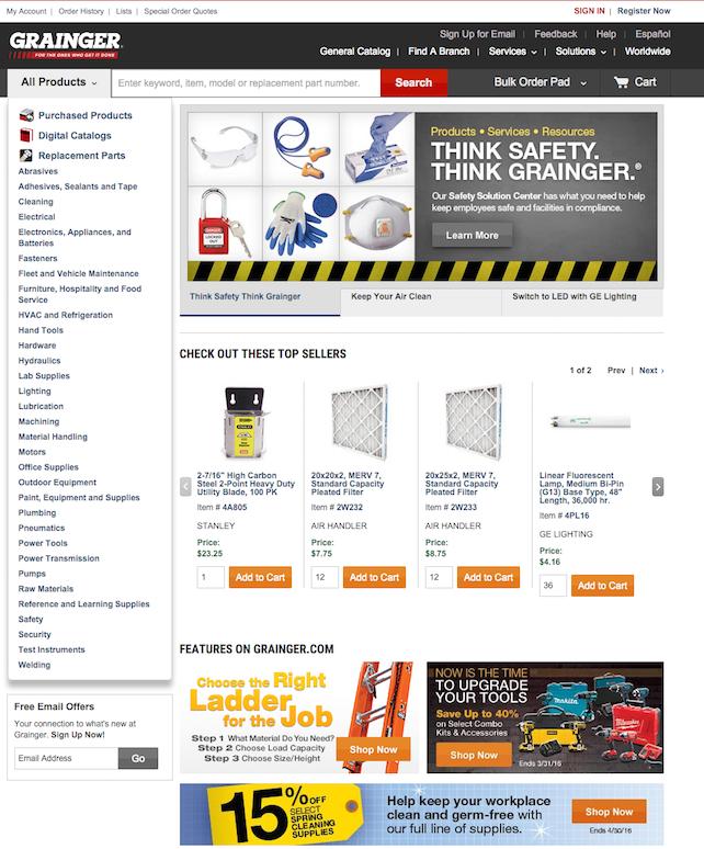 Best Industrial Websites 2