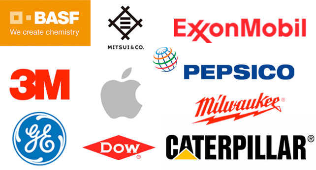 The 10 best industrial logos industrial marketer for Best industrial design companies