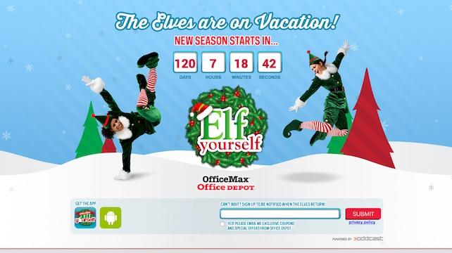 Officemax elfyourself download - Office max elf yourself free download ...